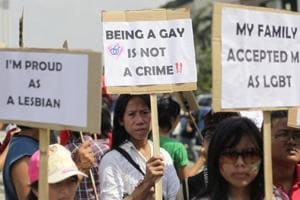 Indonesia sentences workers of gay club to 2-3 years in prison  after...