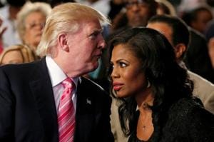 Former aide Omarosa says she has 'quite a story' to tell about Trump's...
