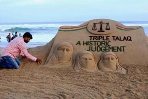 Muslim men weighing in against triple talaq is encouraging