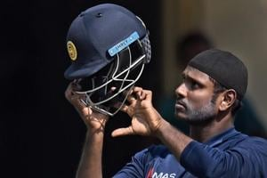 Angelo Mathews, Sri Lanka's lone warrior in quest for glory against...