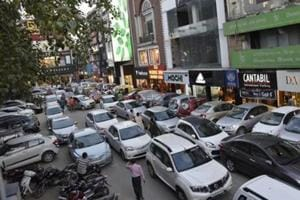 Under the new parking rules, civic agencies had to prepare area specific plans on parking.