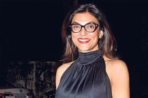 This video of Sushmita Sen dancing with students is the most serene...