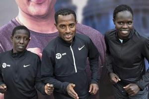 For Helah Kiprop and her family, running is a way of life