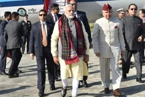 PM Modi inaugurates Tuirial hydropower project, says Mizoram is...