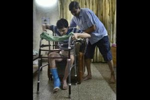 Wrong foot operated: MCI lets off doctor as he was absent from...