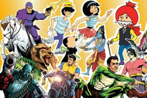 Amazing stories, engaging characters: The history of comics in India