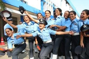 Two more female pilots inducted into IAF at Dundigal graduation parade
