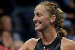 Tennis star Petra Kvitova looks on positive side after 'rollercoaster...