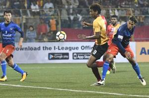 I-League: Willis Plaza brace helps East Bengal beat Churchill Brothers