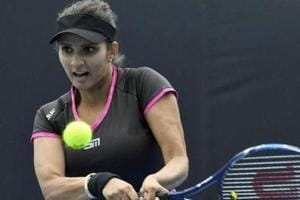 Sania Mirza, Indian tennis ace, to miss Australian Open 2018 due to...
