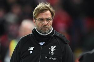 We're all fighting for second place, says Liverpool manager Jurgen...