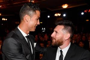 Here's what Cristiano Ronaldo feels about his 'rivalry' with Lionel...
