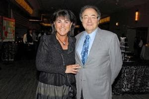 Canadian billionaire, wife found dead inside Toronto mansion, police...