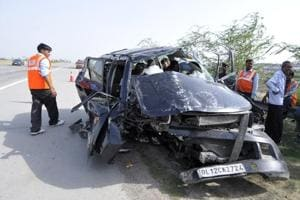 Noida: Accidents, fatalities at five-year high in district