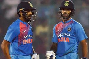 Shikhar Dhawan warns Sri Lanka of India openers' wrath ahead of...