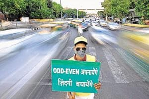 NGT again rejects Delhi govt's plea for relaxations in odd-even scheme...