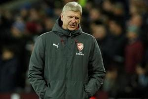 Arsene Wenger struggling to solve Arsenal's goal drought