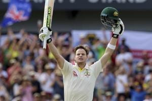 Steve Smith smashes double ton as Australia take control of Perth Test