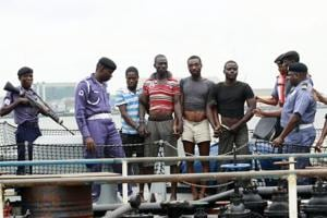 Nigeria military rescues 4 Chinese nationals from pirates