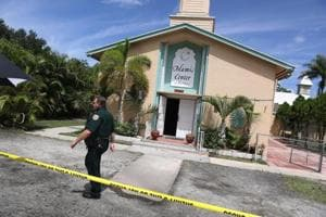 Florida man sentenced to 15 years in prison for vandalizing mosque