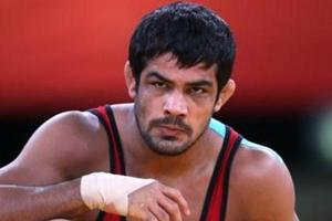 Sushil Kumar won the gold at the Commonwealth Wrestling Championships in South Africa .