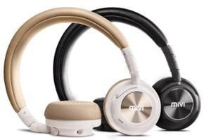 Mivi SAXO is an impressive Bluetooth headphone under Rs 5,000.