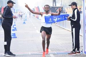 Kenenisa Bekele, Degitu Azimeraw make it all Ethiopian win at Kolkata...