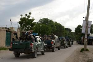Taliban kill 11 Afghan police in attack on checkpoints in Helmand...