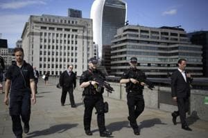 UK to spend 50 million pounds more on counter-terror efforts