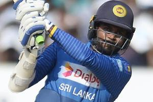 Upul Tharanga misses century, goes past 1000 runs in ODIs in 2017