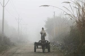 Severe cold wave in J-K, Jammu records season's lowest temperature at...