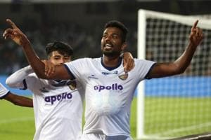Chennaiyin FC beat Bengaluru FC 2-1 in Indian Super League thriller