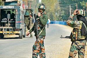 Kahsmiri separatists call shutdown on January 13 to protest killing of...