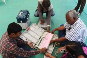 Gujarat election results: Wi-Fi service suspended near EVMs in Surat...