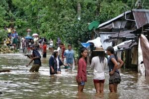 26 dead from landslides after Philippine storm, say officials