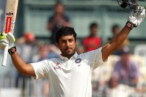 Ranji Trophy: Karun Nair ton helps Karnataka build crucial lead vs...