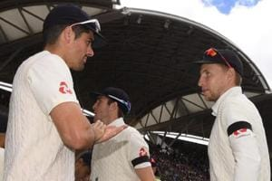 Joe Root defends veterans Alastair Cook and Stuart Broad after Ashes...