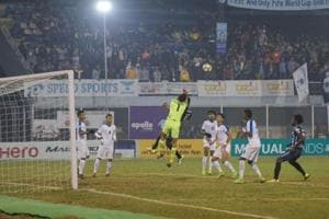 Minerva Punjab FC beat Indian Arrows by solitary goal in I-League