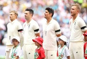 Except James Anderson, senior England players Alastair Cook and Stuart Broad have failed to make an impact in the ongoing Ashes series.