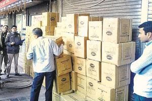 Delhi cops bust 'teen drug' racket, over 20,000 tubes of chemical...