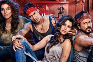 Rohit Shetty's Diwale was a successful film when it released in 2015.