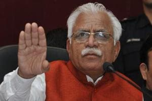 Please introspect, have you gone off track: Haryana CM Khattar to IAS,...