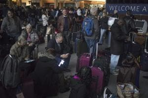 Power restored in world's busiest airport after outage paralyses...