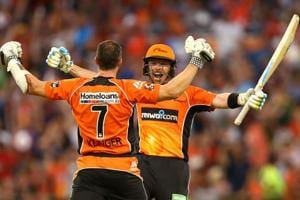 Australia's Big Bash League T20 cricket set for greater heights this...