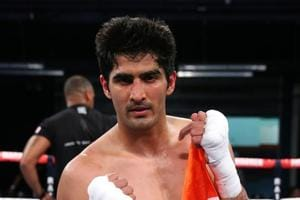Homecoming for Vijender Singh at Jaipur in WBO title defence