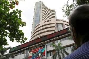 Sensex recovers as Gujarat poll results seen going BJP's way
