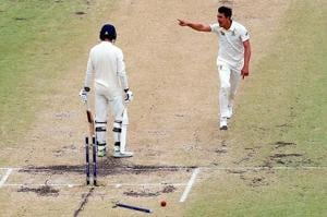 A ruthless trio of pacemen and the medical men propping them up were...