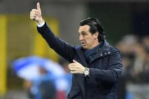 Paris Saint-Germain manager Unai Emery hints at signing new midfielder...