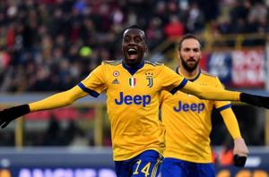 Juventus go second, AC Milan's troubles continue in Serie A