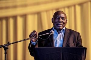 Cyril Ramaphosa wins leadership of South Africa's ANC party